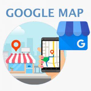 geolocalización en google map